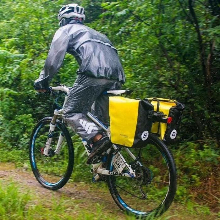 ROCKBROS Bicycle Bag Waterproof 10-18L Portable Bike Bag