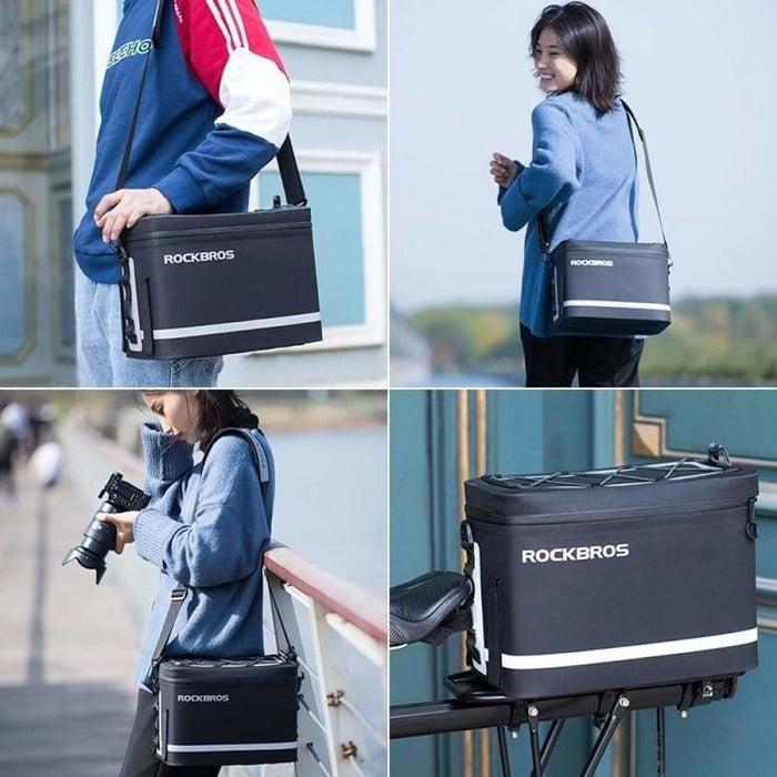 ROCKBROS 100%Waterproof Bike Bag Shockprook Camera Bag