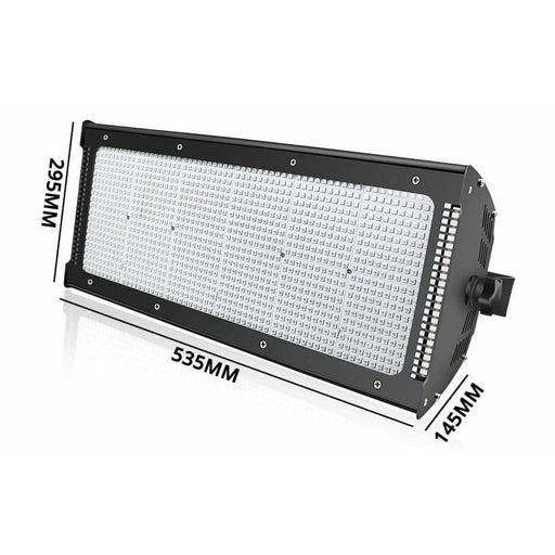 1200 Led Rgb Profession Dmx Stage Strobe Lighting Effect -