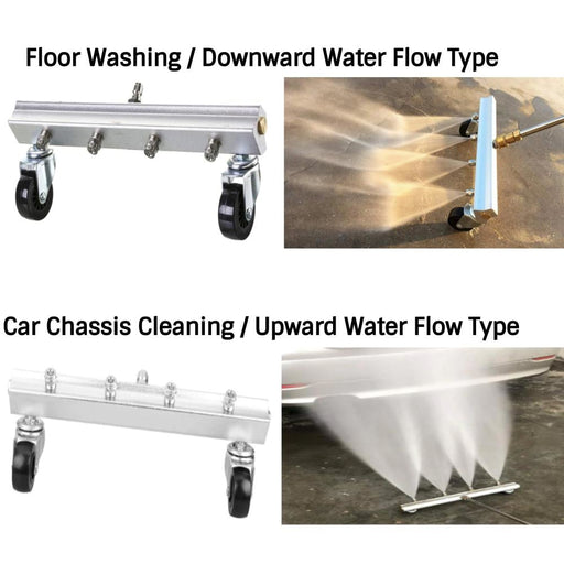 13 Pressure Washer Water Broom | 2 Options to Choose -