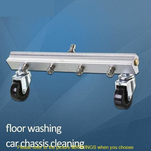 "Pressure Washer Water Broom, 13"" Power Washer Cleaner, Sweep Driveway, Sidewalk, Deck, 4000 PSI"