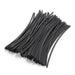 180pcs Assortment 2:1 Heat Shrink Tubing Tube Kit Sleeving Wrap 6 Size