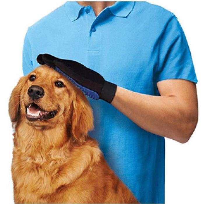 2 Pack of Pet Deshedding Glove goslash fast delivery fast delivery