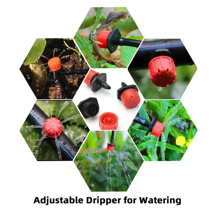 25m Automatic Watering Micro Drip Self Watering Kits with