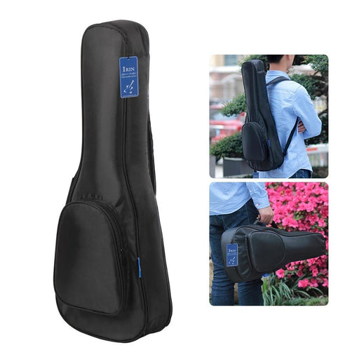 26 Inch Tenor Ukulele Bag Ukelele Uke Padded Backpack Case with Adjustable Shoulder Strap Carry Handle
