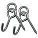 2pk Permanent Hammock Hanging Hooks goslash fast delivery fast delivery