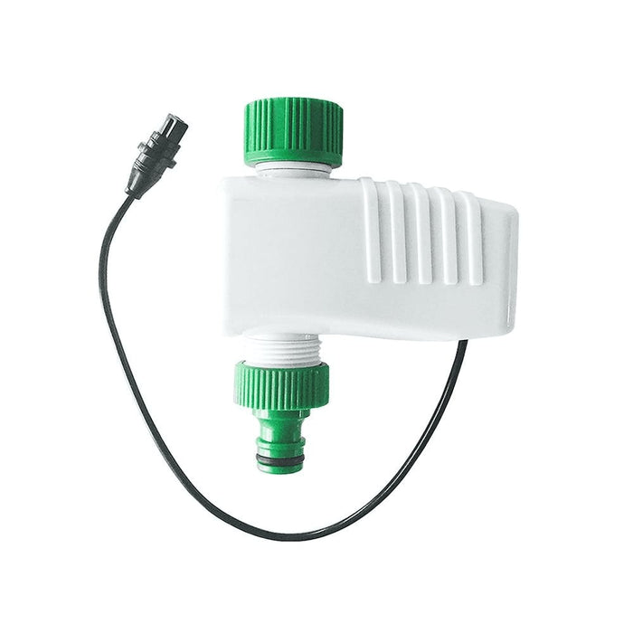 4 Zone Smart Water Timer Controller Set Green And White