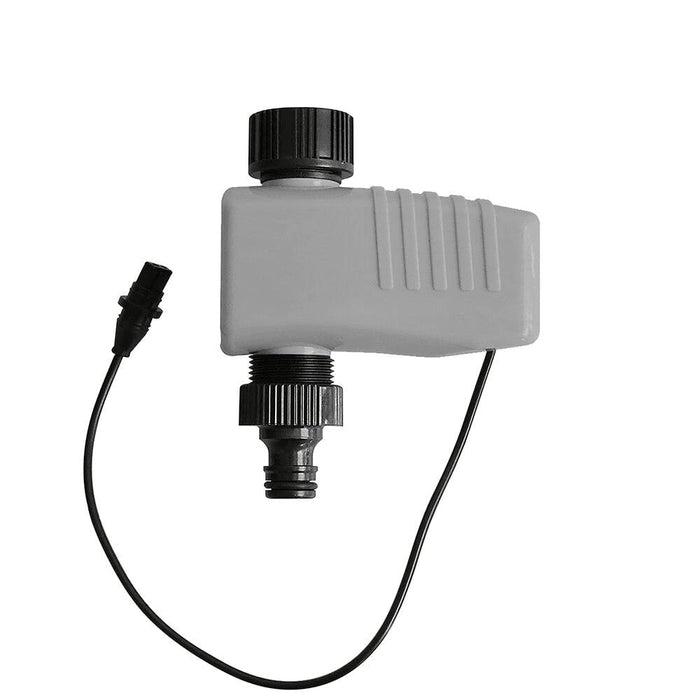 4 Zone Smart Water Timer Controller Set Grey