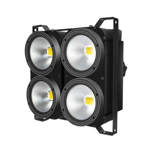 ALIEN 4Eyes 400W LED COB Blinder Professional Audience Stage Lighting Effect DMX DJ Disco Bar Club Party Wedding Birthday Lights