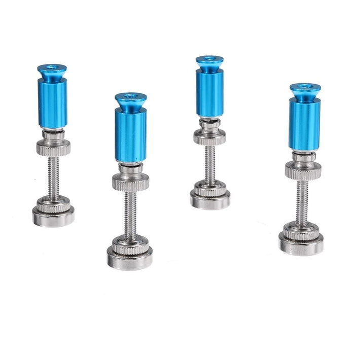 4Pcs Column Universal Strong Magnetic PCB Fixture Soldering Helping Hand Soldering Station Third Hand Tool Mobile Phone Repair DIY Tools Circuit Board Holder