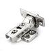 4PCS NAIERDI C Serie Hinge Stainless Steel Door Hydraulic Hinges Damper Buffer Soft Close For Cabinet Kitchen Furniture Hardware