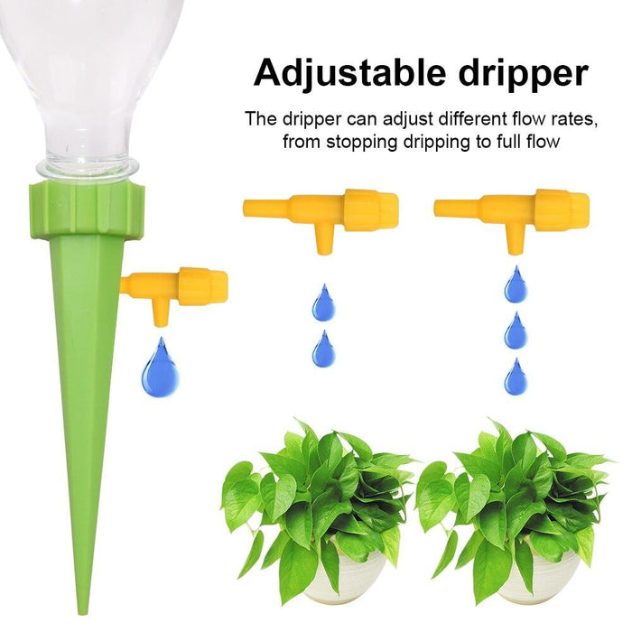 6PCS Automatic Watering Spike for Plants
