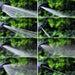 8 Adjustable Watering Patterns Aluminum Turret Car Wash