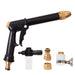Adjustable High Pressure Metal Car Wash Sprayer Gun