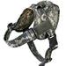 Adjustable K9 Walking Dog Harness Collar Vest ACU Harness /