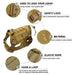 Adjustable Training Dog Vest with Handle