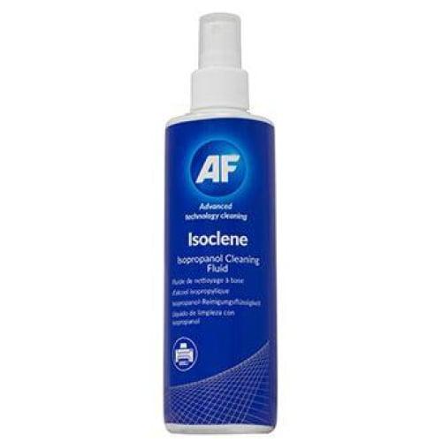 AF IsoClene Isopropanol Pump Spray Bottle - 250ml Cleaning