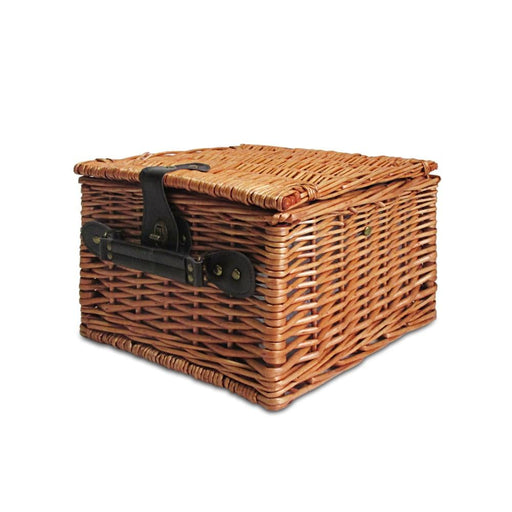 Alfresco 2 Person Picnic Basket Baskets Deluxe Outdoor