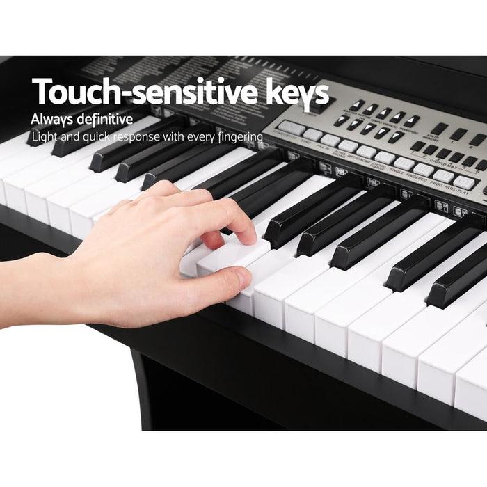Alpha 61 Key Electronic Piano Keyboard Electric Digital