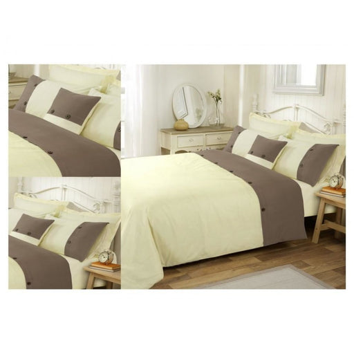 Amal King Quilt Cover Set by Anfora - Home & Garden >