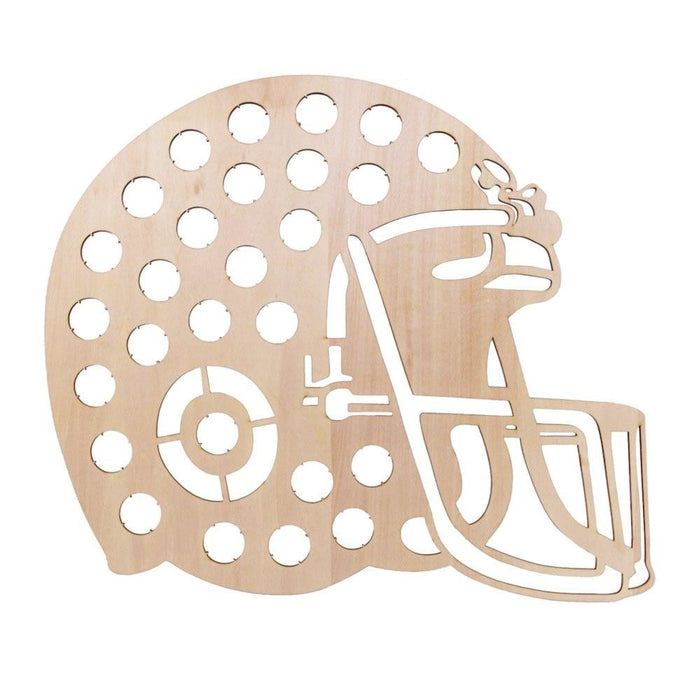 American Football Helmet Beer Cap Map Wall  Display Map Rugby Art Home Decoration Accessories Unique Gift Idea For Rugby Lovers