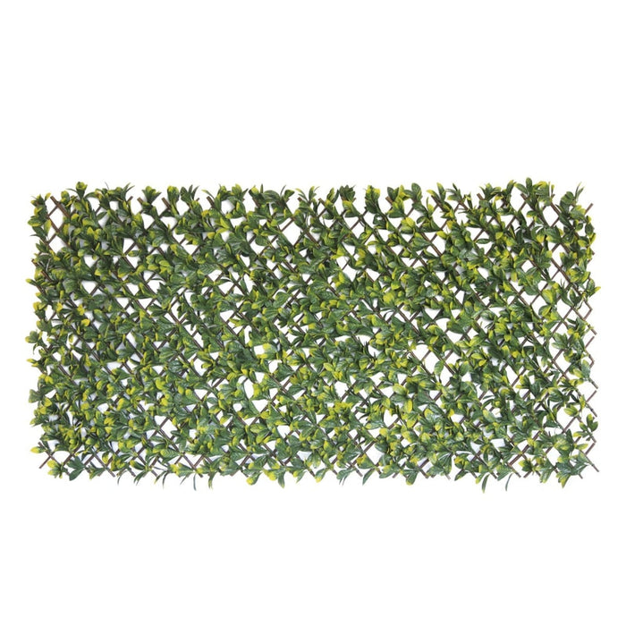 Artificial Expanding Hedge Trellis-1.8 x 1m goslash fast delivery fast delivery