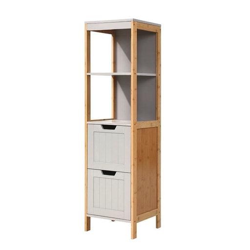 Artiss Bathroom Cabinet Tallboy Furniture Toilet Storage