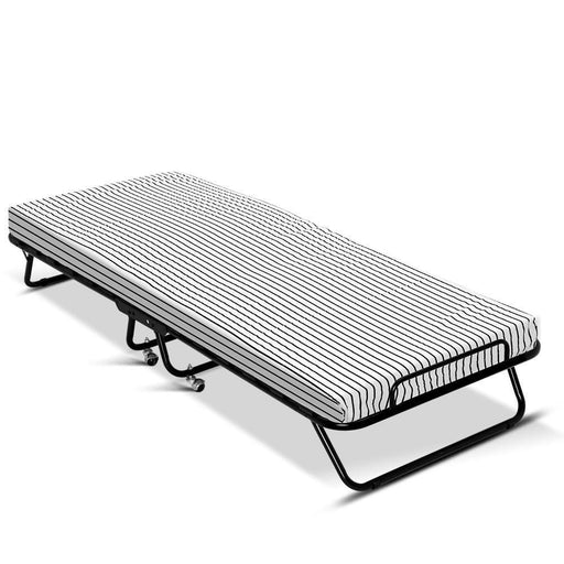 Artiss Foldable Bed goslash fast delivery fast delivery