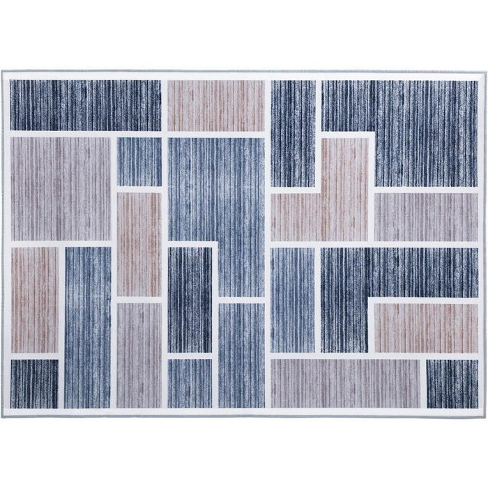 Artiss Short Pile Floor Rug 200x290cm Oblo