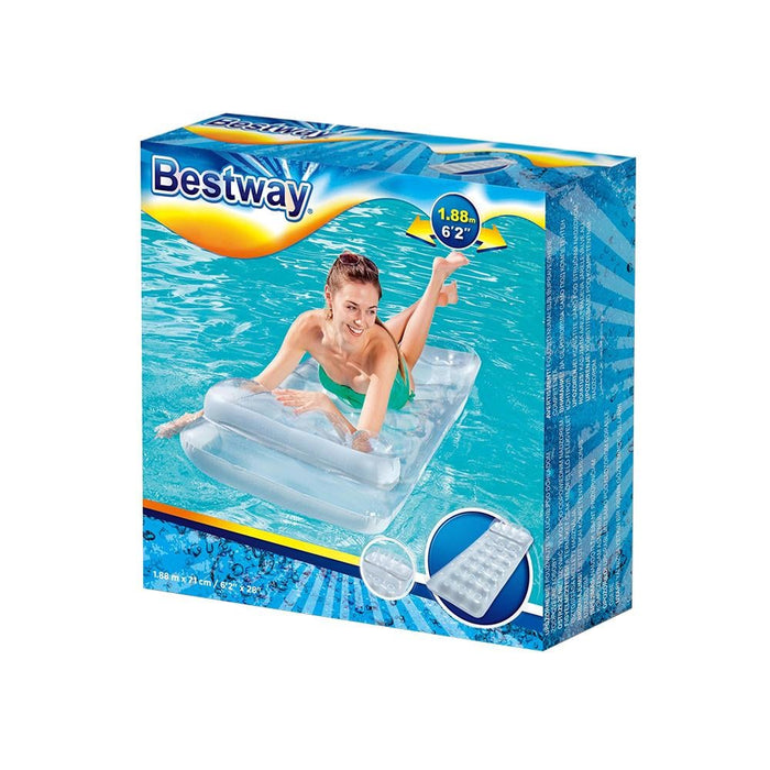 Bestway Floating Inflatable Float Swimming Pool Bed Seat Toy