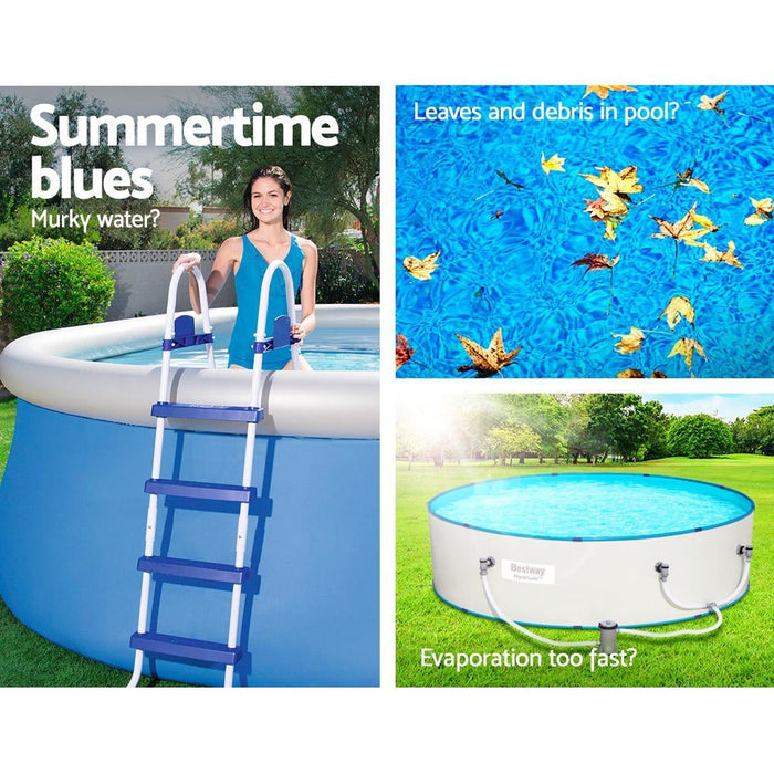 Bestway Pvc Pool Cover - Home & Garden > Pool & Accessories