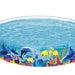 Bestway Swimming Pool Fun Odyssey above Ground Kids Play