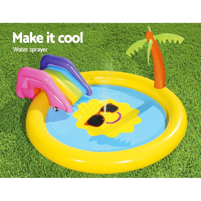 Bestway Swimming Pool Above Ground Inflatable Kids Play