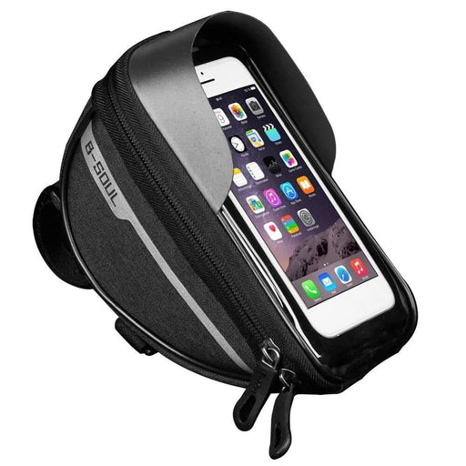 Bicycle Bags Bicycle Front Touch Screen Phone Bag MTB Bike Bag Cycling Accessories Waterproof Screen Touch Top Tube Phone Bag