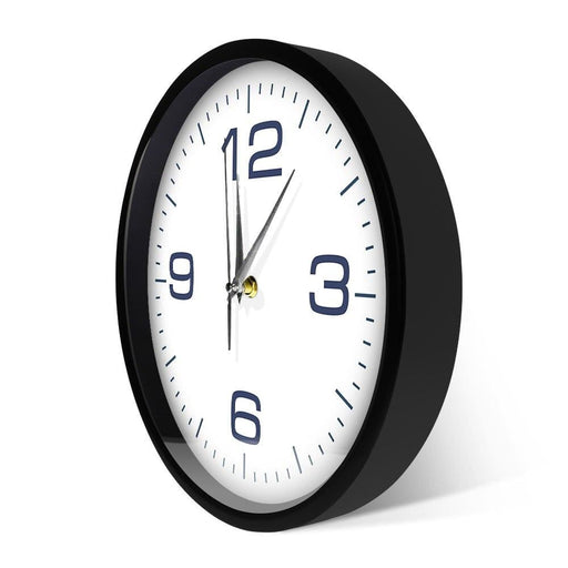 Big Number Wall Clock For Living Room Modern Design Home Decor Wall Clock with LED Light Sound Activated Smart Lighting Clock