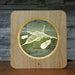 BomberPlane 3D LED Wooden Grain Night Light DIY Customized Lamp Table Lamp Kids Birthday Colors Gift Home Decor DropShipping