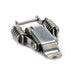 NAIERDI-J108 Cabinet Lock Box Hasp Case Iron Spring Latch Catch 67*24 Toggle Locks For Drawer Gate Door Furniture Hardware