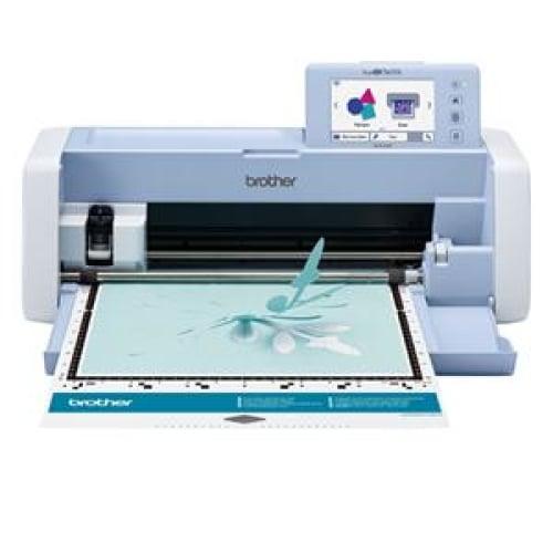 Brother SDX1200 ScanNCut Wless Fabric&Paper Cutting Machine