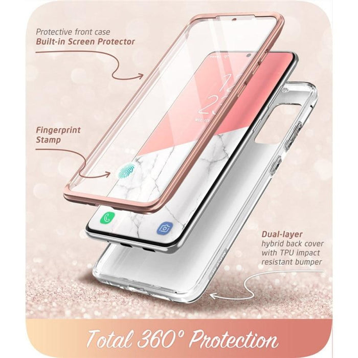 With Built-in Screen Protector for Samsung Galaxy S20 plus 5g Case Cosmo
