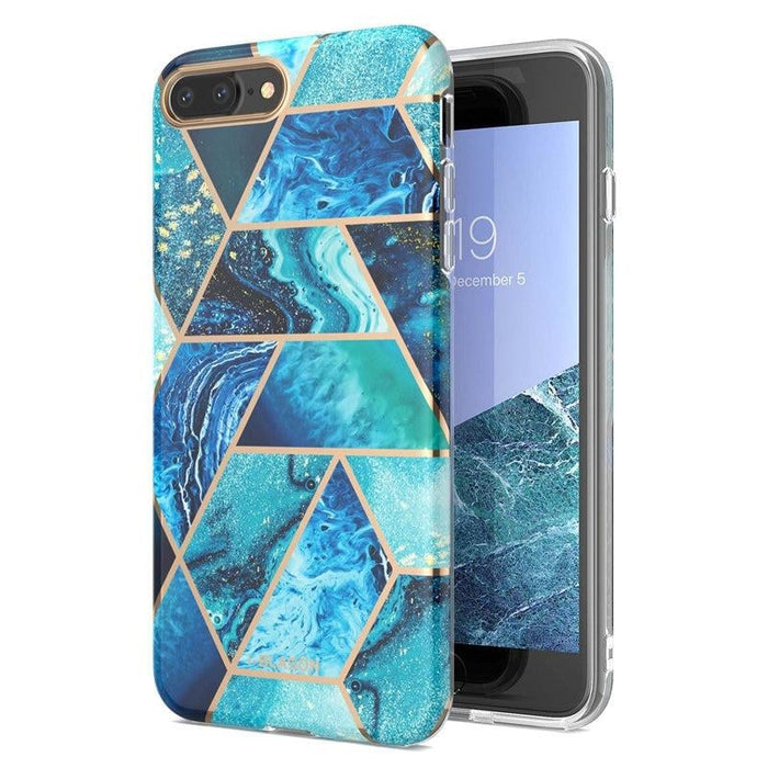 Bumper Marble Cover for Iphone 7plus 8plus without Built-in