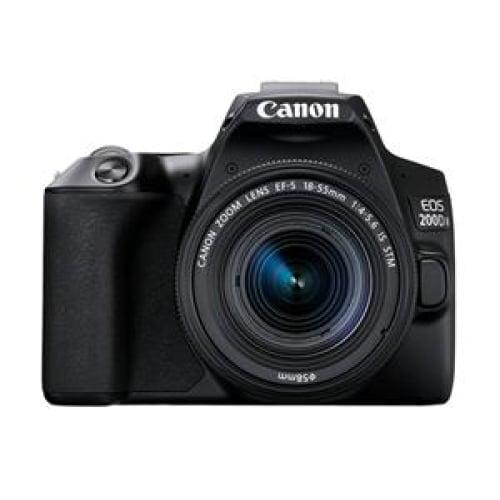 Canon EOS 200D Mark II 24.1MP APS-C DSLR (18-55 IS STM II)