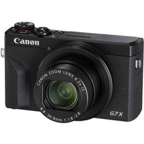 Canon PowerShot G7 X Mark III 20.1MP CMOS 4x Digital Camera