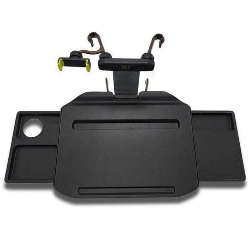 Car Holder Car Desk Coffee Holder Universal Car Steering Wheel Phone Holder Folding Laptop Computer Table Seat Auto Goods Tray