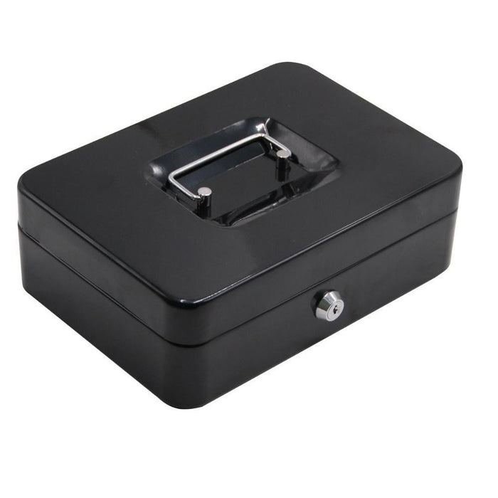 Cash Box with Carrying Handle- 3 Sizes goslash fast delivery fast delivery