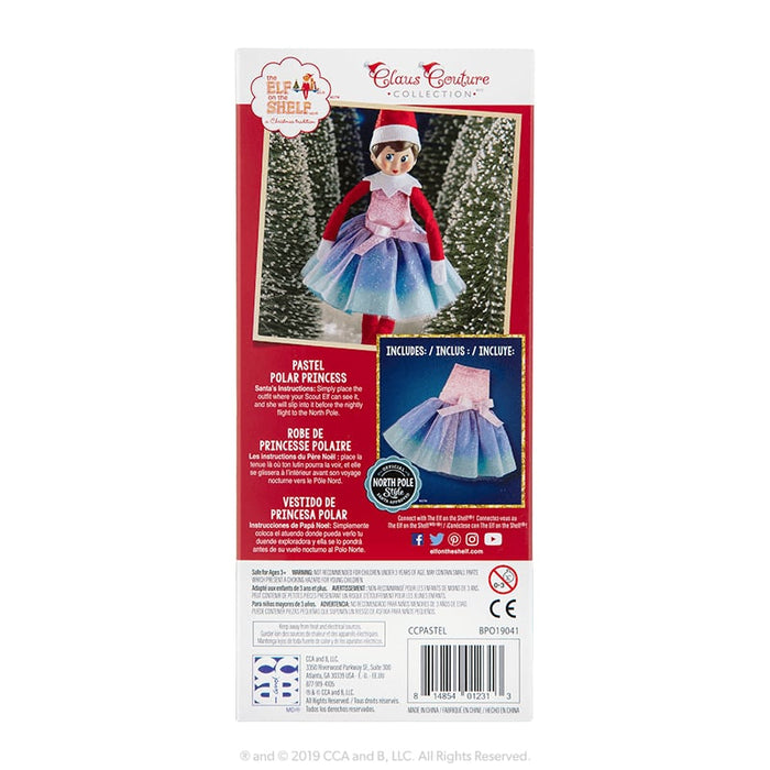 Claus Couture - Polar Pastel Princess goslash fast delivery fast delivery