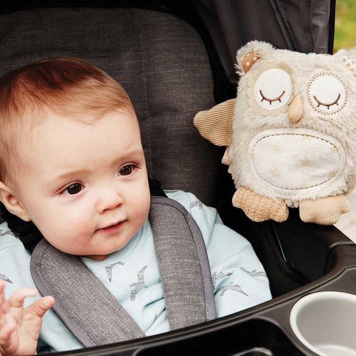 Cloud b- Nighty Night Owl On The Go™ goslash fast delivery fast delivery