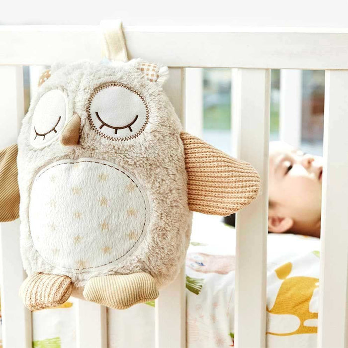 Cloud b - Nighty Night Owl™ Smart Sensor - 8 Soothing Sounds goslash fast delivery fast delivery