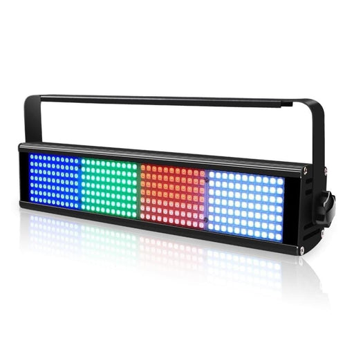ALIEN Colorful LED Disco DJ Strobe DMX Professional Stage Lighting Effect Party Holiday Christmas Sound Activated Flash Lights