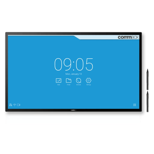 CommBox Interactive Pulse (V2) 4K 49 Capacitive Touchscreen