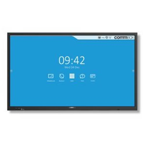CommBox Interactive Pulse (V3) 4K 86 Capacitive Touchscreen
